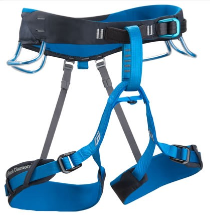 Black Diamond Aspect Harness - Klettergurt